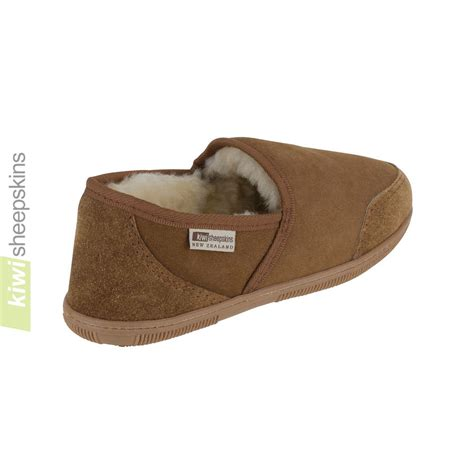 shearling mens slippers traditional mens sheepskin slippers sheepskin slippers