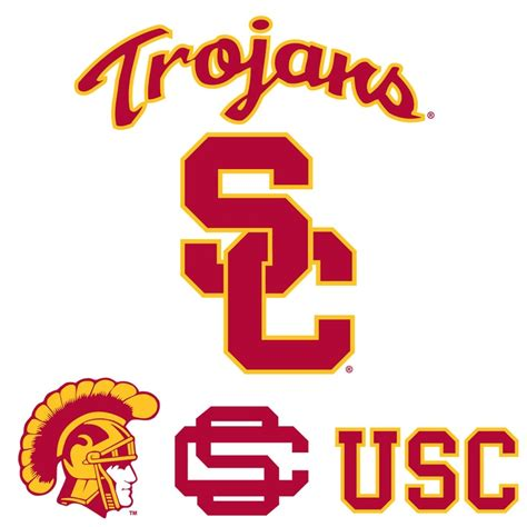 Usc Mba Stickers by Of Southern California Trojans Sports