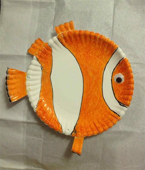 Paper Plate Crafts For Summer - kid and cing popsicle summer paper plate crafts for