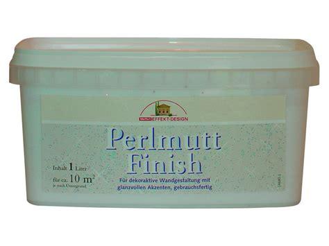 Wandfarbe Perlmutt by Meffert Ag Farbwerke Effekt Design Perlmutt Finish 1l Kaufen