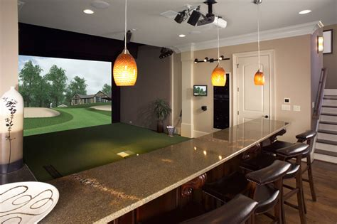 room design simulator custom golf simulator for home or office home theater