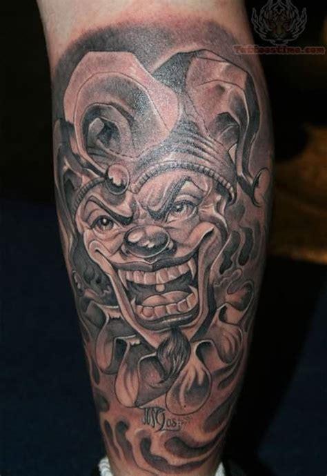 joker tattoo back 22 nice joker tattoos on leg