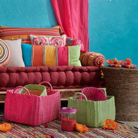 7 creative decor ideas for spring and summer zing blog bright blue and pink color combination for festive spring