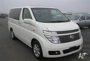 Nissan 7 Seater For Sale Nissan Elgrand 7 Seater Xl 2003 For Sale In Concord New