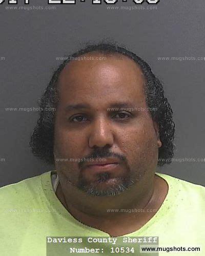 Daviess County Arrest Records Eric Depass Mugshot Eric Depass Arrest Daviess County In