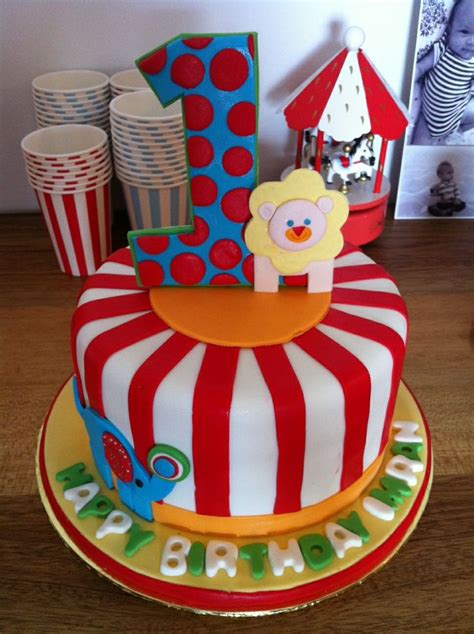 carnival themed cakes carnival themed first birthday cake imran s first