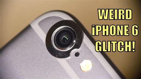 iphone 6 glitch
