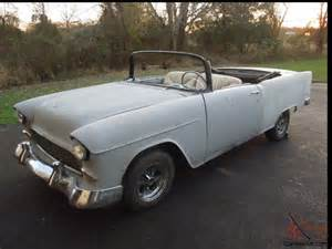 1955 Chevrolet Convertible For Sale 1955 Chevrolet Bel Air Convertible Chevy