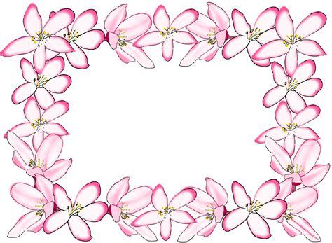 frame design flower free digital flower frame png in vintage design