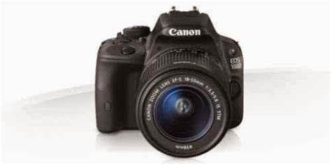 Kamera Canon Eos 100d Warna Putih harga dan spesifikasi kamera canon eos 100d terbaru 2017