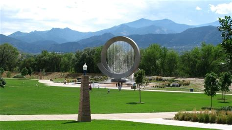parks colorado springs gardens parks pictures view images of colorado springs