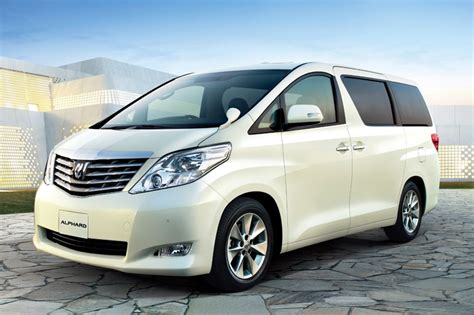 kereta vellfire terbaru japanese dealer petitioning lexus for luxury van w poll