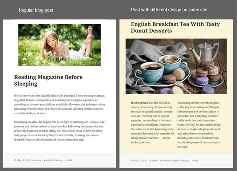 Free Custom Post Template Wordpress Plugin Is Released Templatic Custom Post Type Template