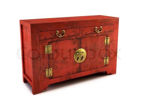 kommode orientalisch kommode orientalisch asiatisch stock foto colourbox