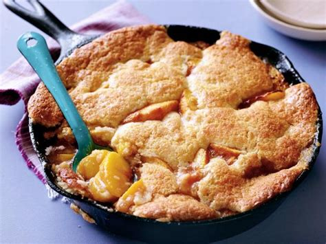 tyler florence recipes bourbon peach cobbler recipe tyler florence food network