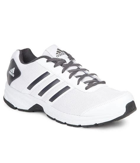 adida sports shoes adidas white running sports shoes buy adidas white
