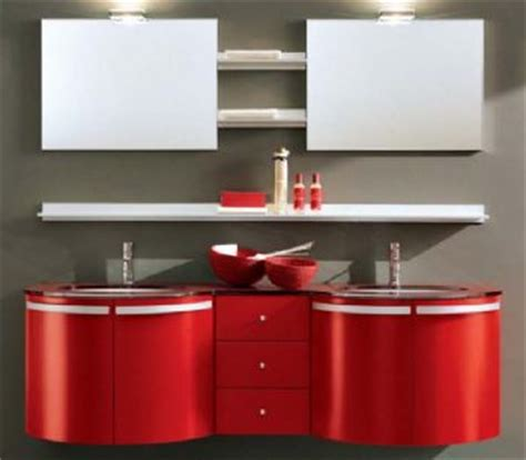 red bathroom vanity red bathroom vanity best home design 2018