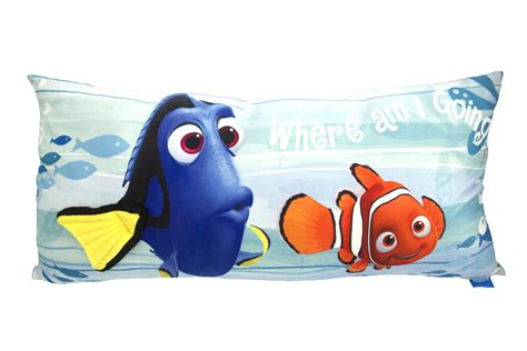 Disney Pillow by Disney Finding Nemo 3d Pillow Shop Your Way