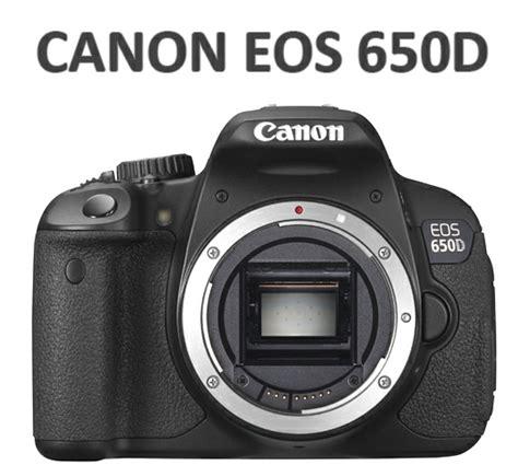 Kamera Eos 650d Canon harga spesifikasi canon eos 650d kamera dslr ilmu