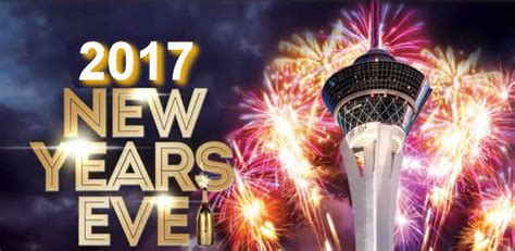 las vegas new years intravelreport bid farewell to 2016 and celebrate 2017 in