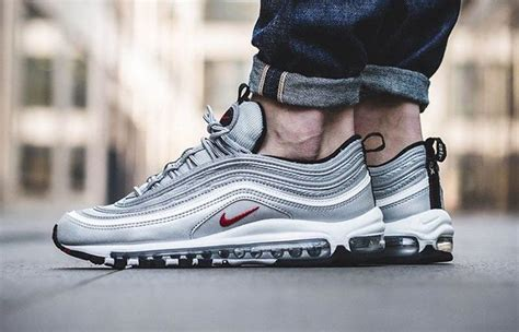 Nike Air Max 97 Silver Bullets nike air max 97 silver bullet og fastsole co uk