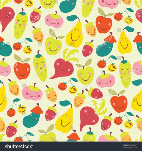 vegetables pattern wallpaper fruits vegetables clipart wallpaper pencil and in