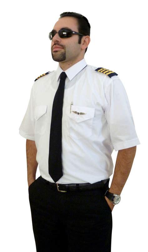 Kaos Pilot Shirt Aviation Student lot 3 any size aviator airline pilot shirt ss cott izulu save ebay