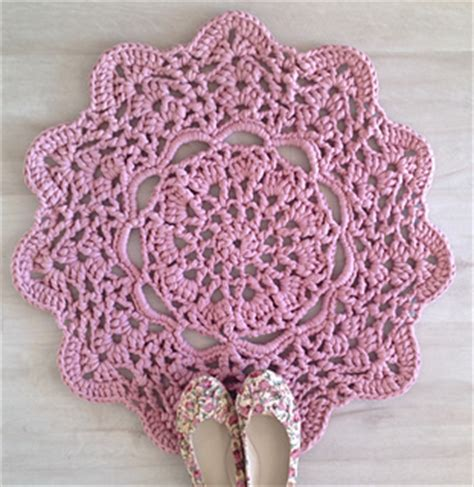 t shirt yarn dishcloth pattern ravelry lacy doily t shirt yarn rug pattern by anneke wiese