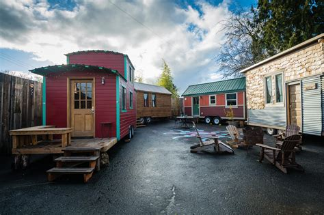 tiny house hotel near me hotels hook up to tiny house trend nbc news