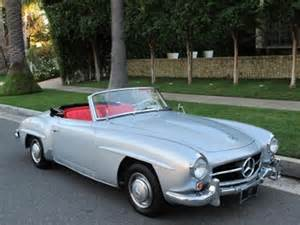 1957 Mercedes 190 Sl Used 1957 Mercedes 190sl For Sale Call For