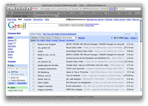 Search Emails In Gmail Gmail For Your Corporate Email