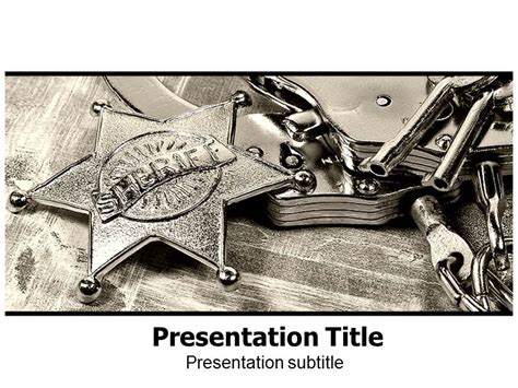 powerpoint templates law enforcement cross powerpoint background powerpoint templates