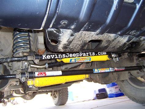 Steering Stabilizer Jeep Wj Wj Custom Steering Stabilizer Setup Kevinsoffroad
