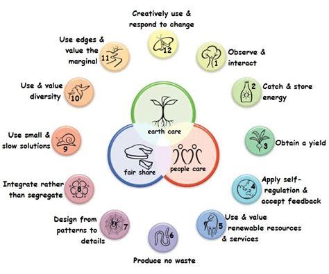 design ethics definition holmgren s 12 permaculture design principles morningstar