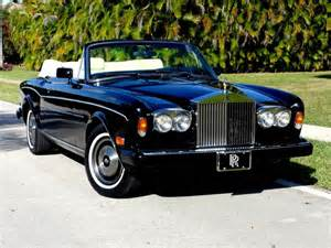 1985 Rolls Royce Corniche Convertible For Sale 1985 Rolls Royce Corniche Convertible 1 Of 39 For Sale