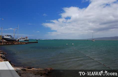 boat slip rental oahu kaunakakai harbor molokai