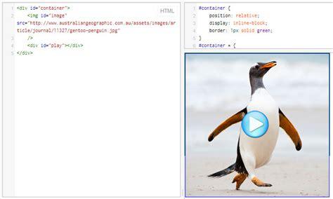 Best Node Js Books Play Button Overlay Image Using Css Sitepoint