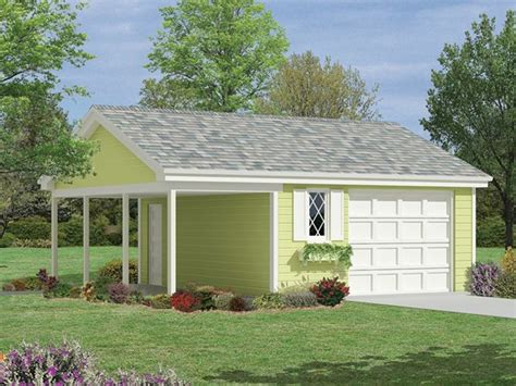 garage plans with porch one car garage plans with loft house plans