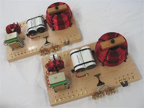 crossover inductors diy volti crossovers klipsch upgrades by volti audio
