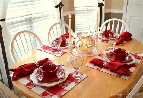 ideas for valentines dinner at home valentine s day tablescape tablesetting