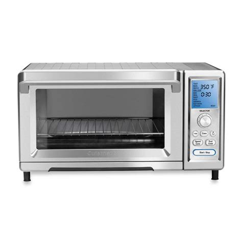 Toaster Oven Stainless Steel black decker 6 slice digital convection toaster oven in stainless steel cto6335s the home depot