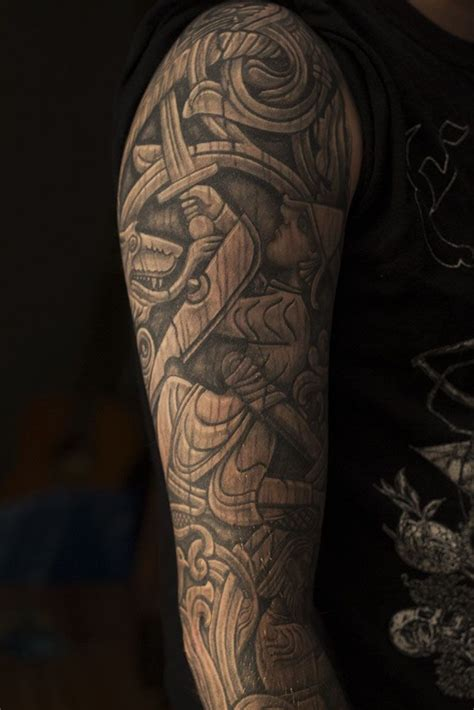Ideen Arm 5463 by Sigurd Tatovering The Awesome And
