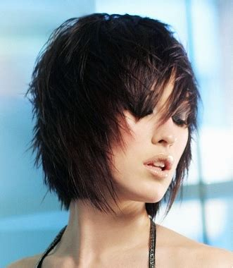 chin length messy haircuts sexy chin length hairstyles