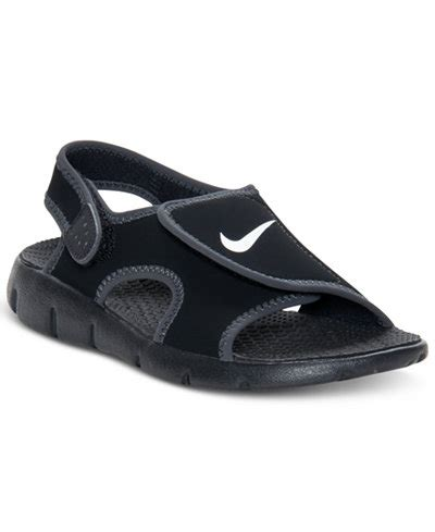 nike sandals for infants nike shoes boys sunray adjust 4 sandals finish
