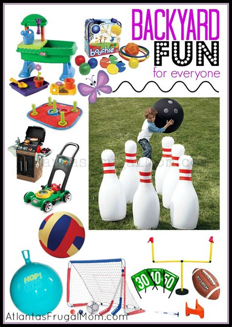 kids backyard toys backyard toys for kids of all ages atlantas frugal mom