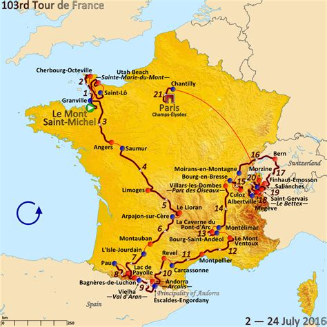 if you are on a tour to france then paris happens to be on top of 2016 tour de france stage 12 to stage 21 wikipedia