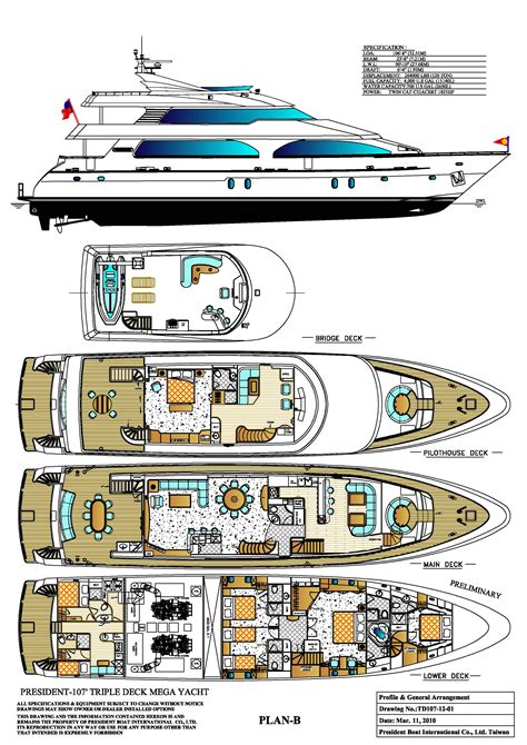 yacht deck layout ideas yachtworld com boats and yachts for sale