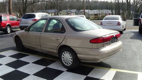 Ford Contour by 1998 Ford Contour Go4carz
