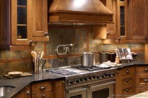 Rustic Kitchen Backsplash Tile by Rustic Kitchen Designs Pictures And Inspiration