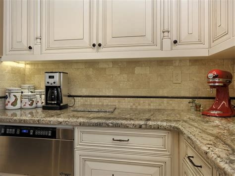 Backsplash Travertine by Travertine Backsplash Tile For Backsplash